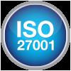 Sello oficial de ISO